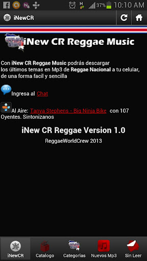 Costa Rica Reggae Mp3