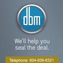 DBM TaxApp logo