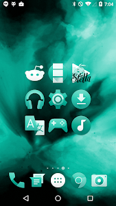 TEAL. Icon Pack v2.01