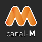 Canal-M icon