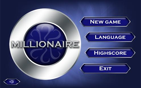 Millionaire HD 2014