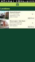 Screenshot of First State Bank Bloomington