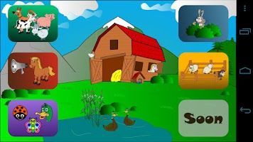 Screenshot of Animal's Playground for Babies