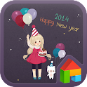 2014 dodol launcher theme icon