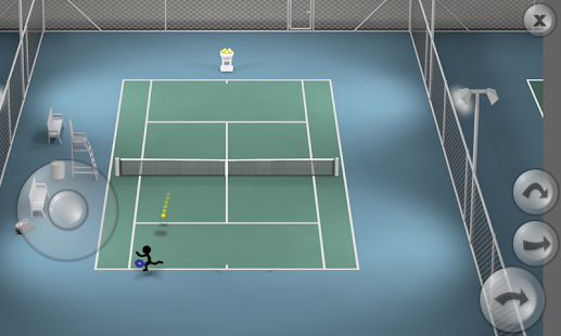 Stickman Tennis Screenshot 9