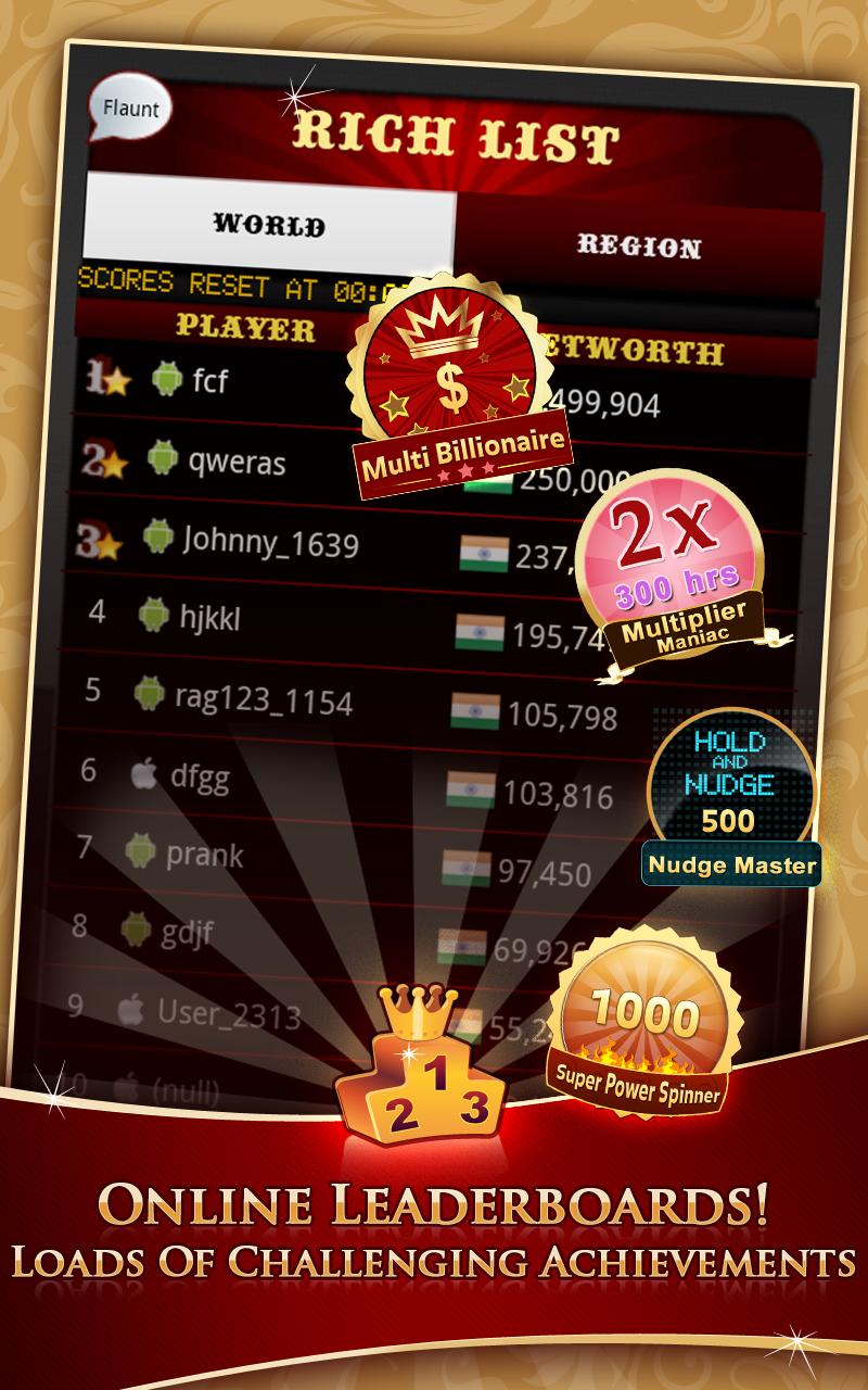 Slot Machine - FREE Casino screenshot #11