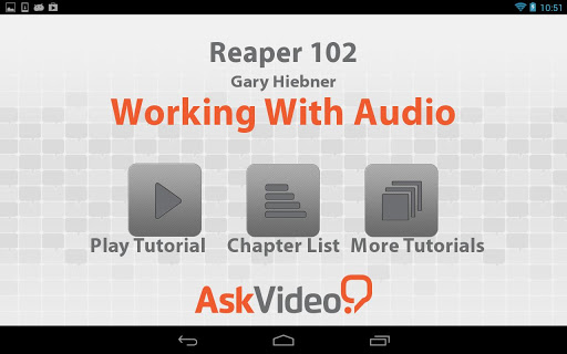 Reaper 102 Working With Audio
