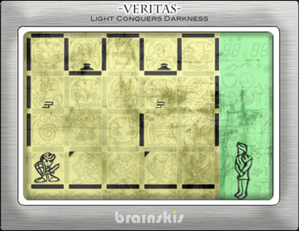 Veritas LCD- screenshot