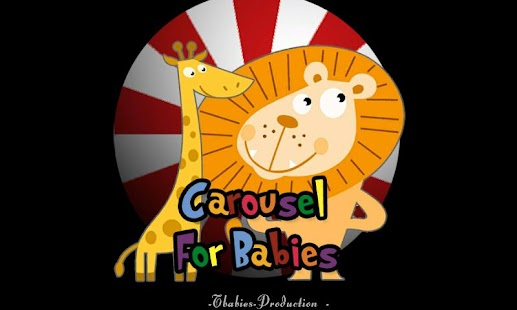 carousel for babies - screenshot thumbnail