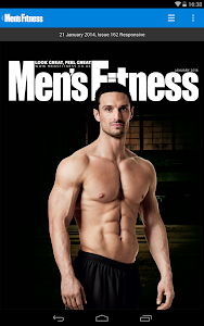 Men's Fitness UK Magazine v1.0
