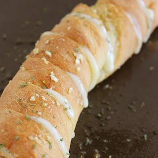 Cheesy Garlic Pull Apart Loaf.