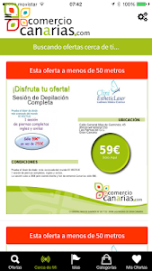 Comercio Canarias screenshot 1
