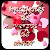 Imagenes versos de amor