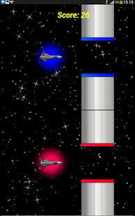 Swing Rocket Dash- screenshot thumbnail