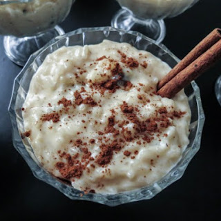 Arroz Con Leche (Costa Rican Rice Pudding)