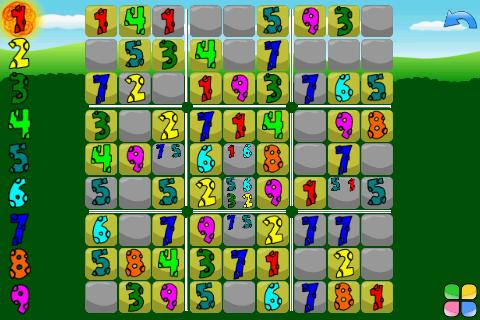 Art's Sudoku- screenshot