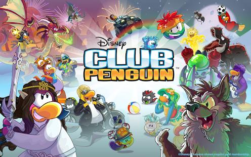 Club Penguin Screenshot 17