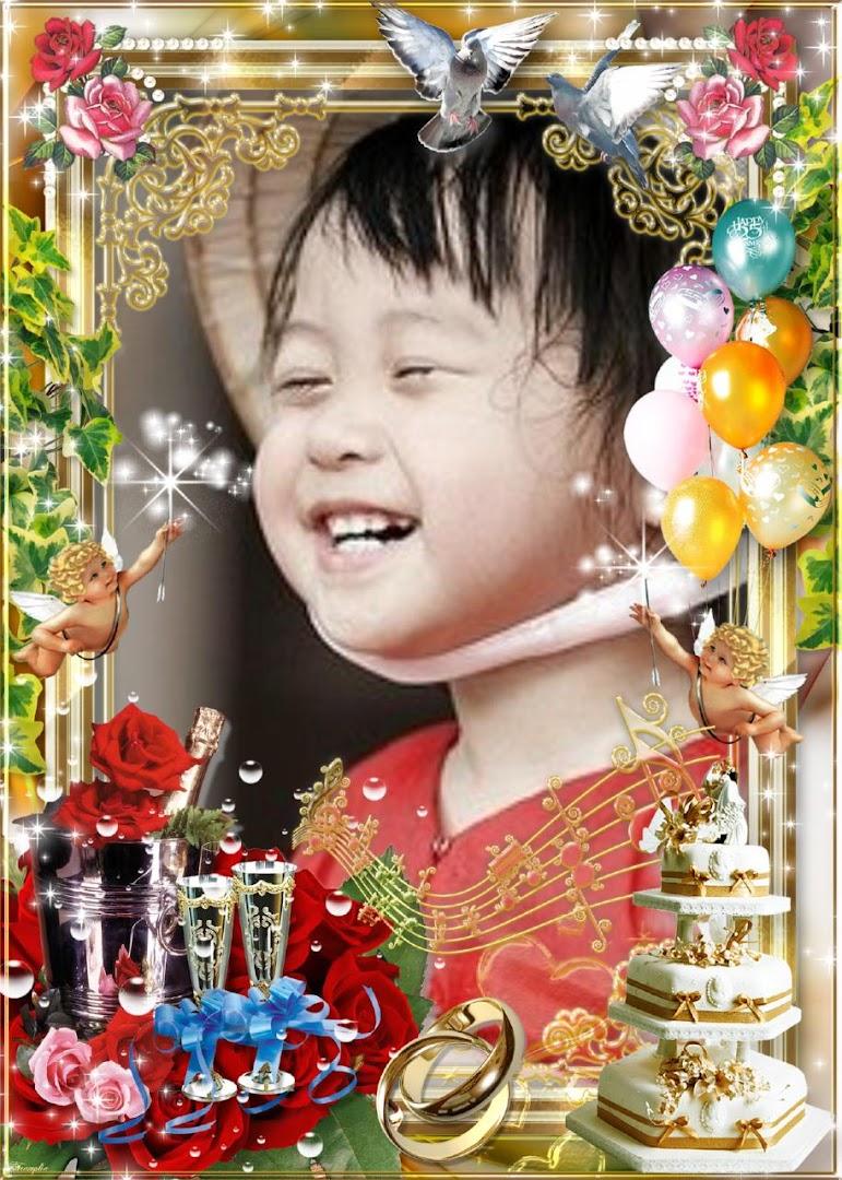 Happy Birthday Frames Collage Google Play Store Revenue