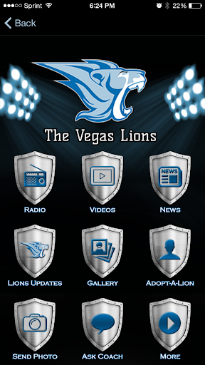 The Vegas Lions