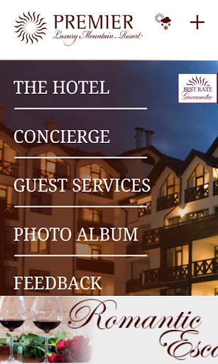 【免費旅遊App】Premier Luxury Mountain Resort-APP點子