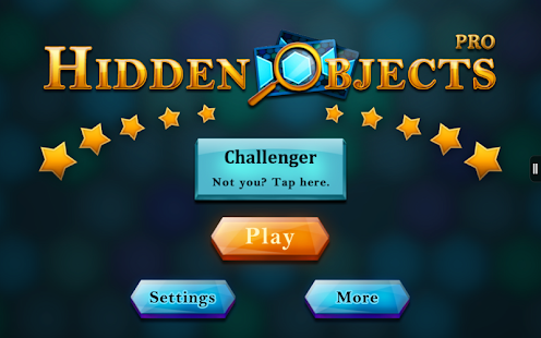 Hidden Objects Pro