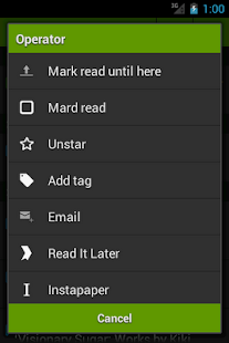 FeedMe (RSS Reader | Feedly) - screenshot thumbnail