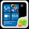 GO SMS Pro WP7 Theme logo