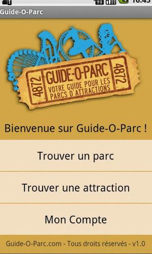 Guide-O-Parc App