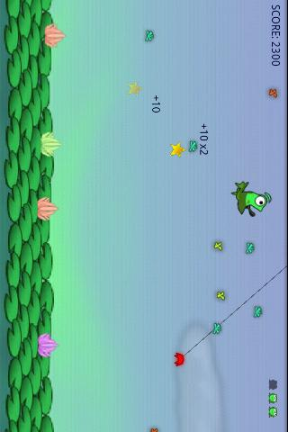 Frogly- screenshot
