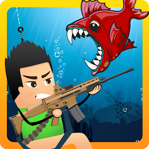 Swamp Fish Shooting for PC and MAC