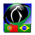 PenguinRoot Portuguese Verbs logo