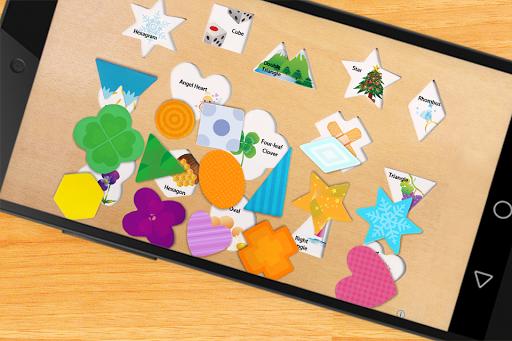 無料教育Appのかたちパズル|記事Game