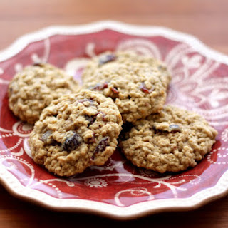 Orange Spice Oatmeal Cookies ~ Gluten Free or Not