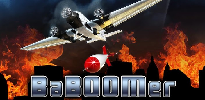Baboomer - android žaidimas