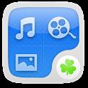 تحميل تطبيق GO Media Manager.apk لادارة وسائل الاعلام على الاندرويد والهواتف الذكية مجانى