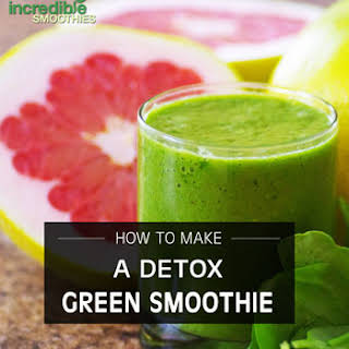 The Ultimate Green Smoothie Detox.