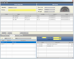 Screenshot of AlfaDeskPro Invoice CRM