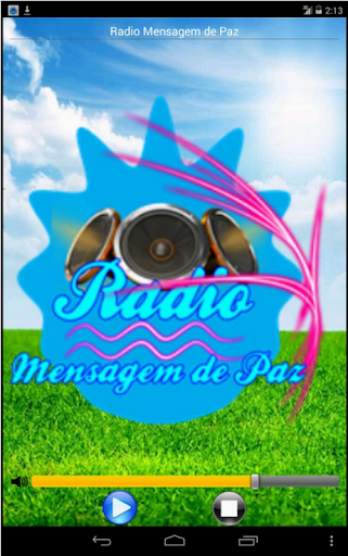 Radio Mensagem de Paz 1.3
