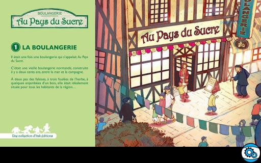 PDS 1 La Boulangerie access
