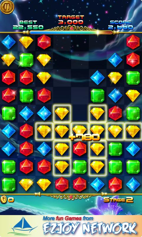 Jewels Miner 2 - screenshot
