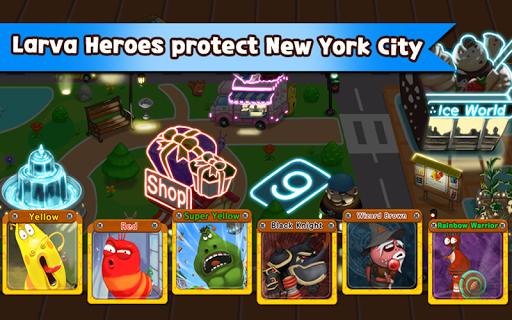 Larva Heroes: Lavengers 1.8.8 screenshots 10