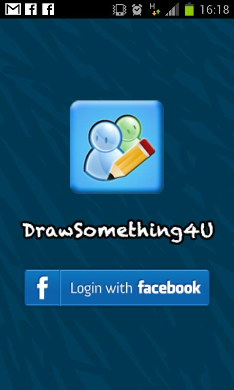 DrawSomething4U - screenshot