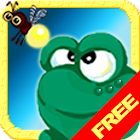 Frog Shooter Free.Eat Insects! icon