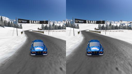 Pocket Rally - Cardboard Demo