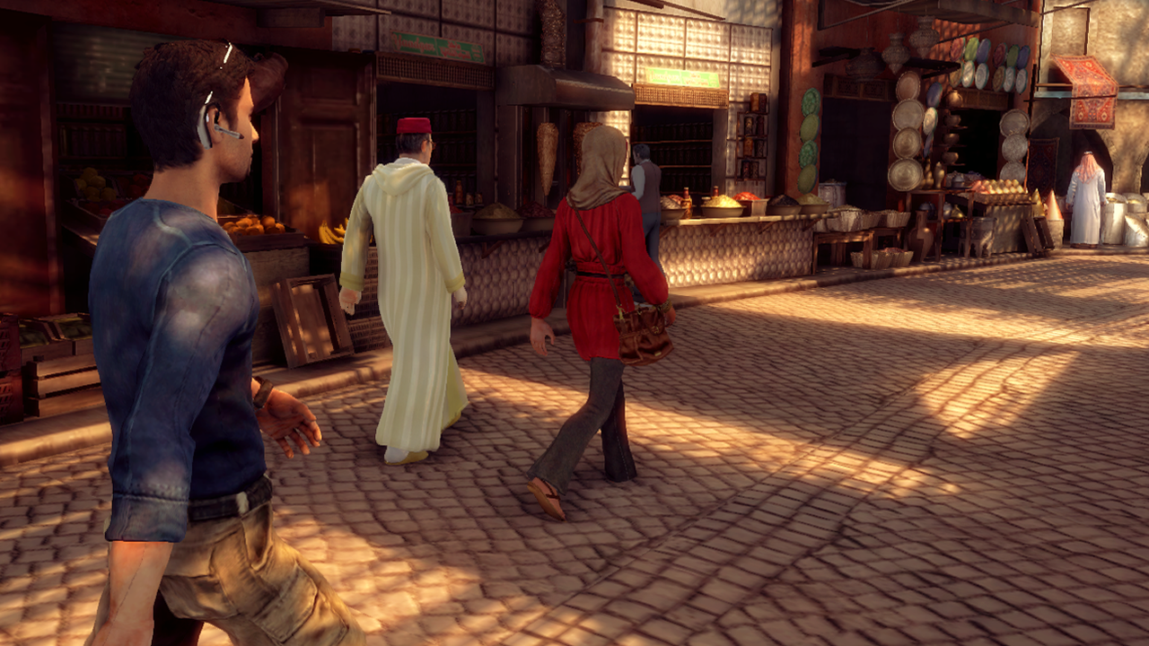 Unearthed:Trail of Ibn Battuta- screenshot