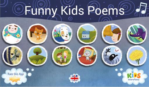 Funny Kids Poems