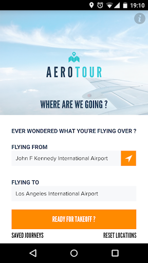 AeroTour Flight Tracker Timer