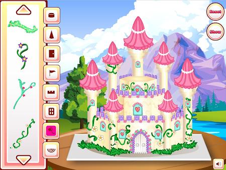 Princess Castle Cake Cooking 3.0.1 screenshot 525261
