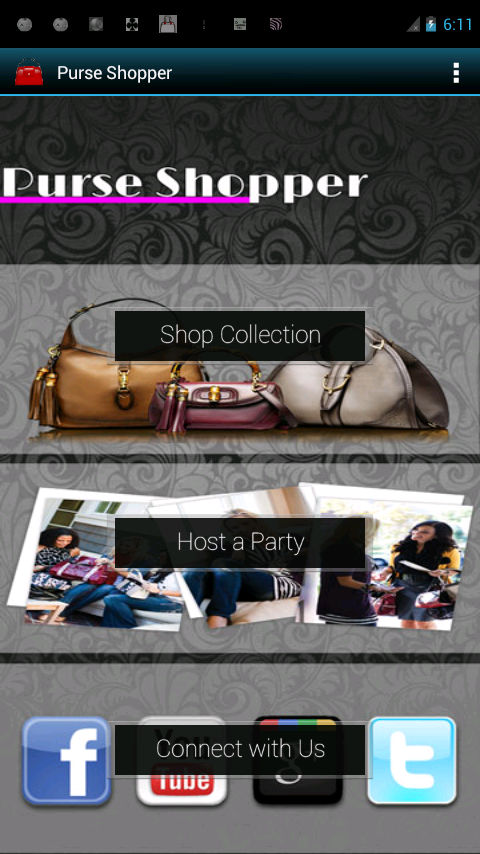 HMT Purse Shopper+ - screenshot