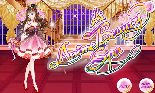 【免費休閒App】Anime Beauty Spa-APP點子